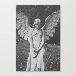 Angel no. 2 Canvas Print