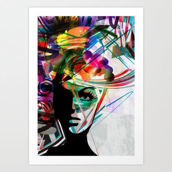 Color 01 Art Print