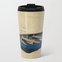 Beached Metal Travel Mug