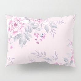 Passerine Roses Pillow Sham