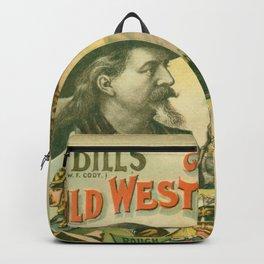 Buffalo Bill's Wild West (programme) Backpack