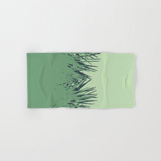 Cuban Palm Hand & Bath Towel
