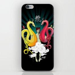 Year Of The Dragon iPhone Skin