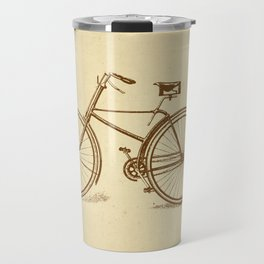 Vintage Stinger Bicycle Travel Mug