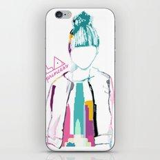 LA PRINCESS iPhone & iPod Skin
