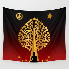 Bodhi Tree0402 Wall Tapestry