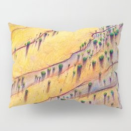 Birds-eye Sunset Pillow Sham