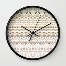 Coral Indonesia 2 Wall Clock