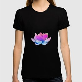 magic lotus flower T-shirt