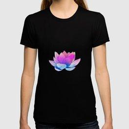 magic lotus flower T-shirt