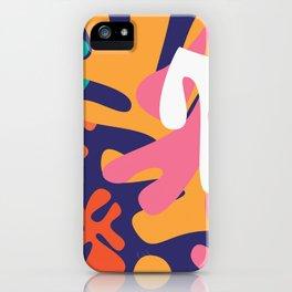Matisse Pattern 010 iPhone Case