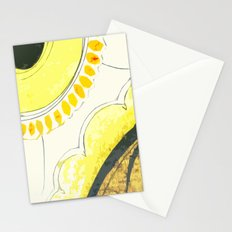 Kitchen Flowers  Stationery Cards