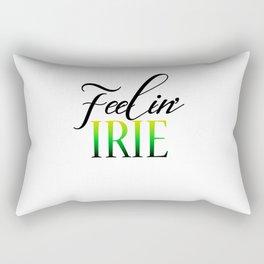 Feelin Irie Rectangular Pillow