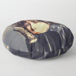 Chrissie Hynde, Music Legend Floor Pillow