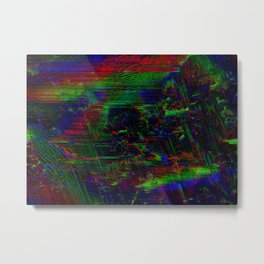 In Rainbowz Metal Print