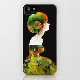 Van Girl iPhone Case
