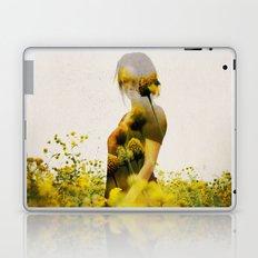 Yellow Meadow Laptop & iPad Skin