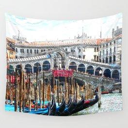 Venice_20170601_by_JAMFoto Wall Tapestry
