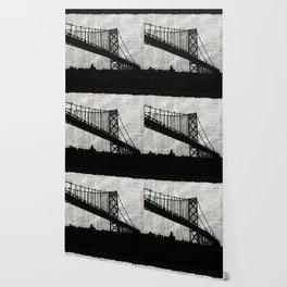 Handmade Collage Wallpaper Society6