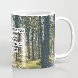 Dirt Paths Coffee Mug