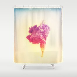 Once Upon a Flamenco Dancer Shower Curtain