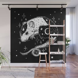 the Witch's Companion Wall Mural