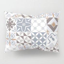Azulejos Lisbon Portugal Pillow Sham