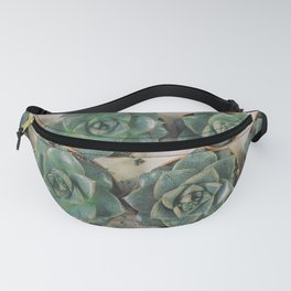 Succulent Collection Fanny Pack