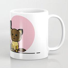 Meet My Cats - Illustration Coffee Mug