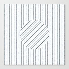 Crop circle Canvas Print