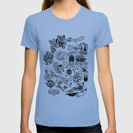 3am Thoughts Club T-shirt
