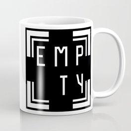 empty Coffee Mug