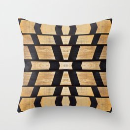 lead in Throw Pillow