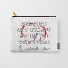 Baseball Mom Carry-All Pouch