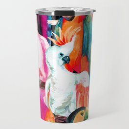 Exotic birdlife Travel Mug