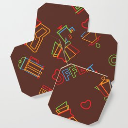 ENJOY YOUR COFFEE Coaster