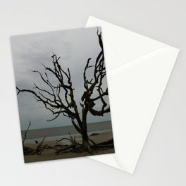 Ghost Tree Beach Stationery Cards