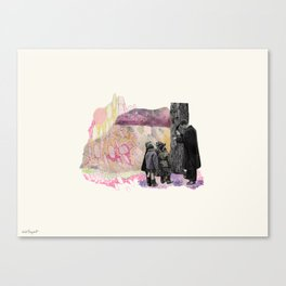 Lesson Learned Canvas Print