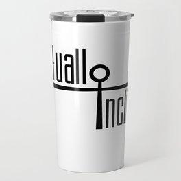 Spiritually Inclined Travel Mug