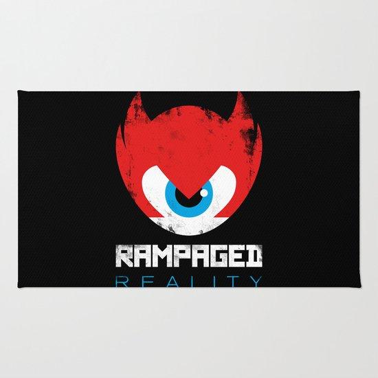Rampaged Reality Rug