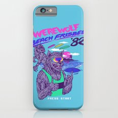 Werewolf Beach Frisbee Slim Case iPhone 6s