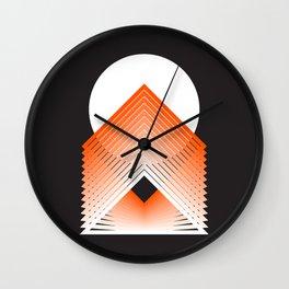 Supra Moon Wall Clock