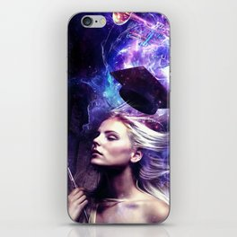 Paint Your Future iPhone Skin