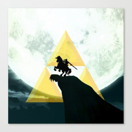Zelda Horse Canvas Print