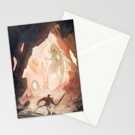 Beyond: Soldier Stationery Cards