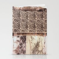 paisley Stationery Cards featuring PAISLEY by Brandon Neher