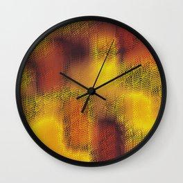 Legend of Pele Wall Clock
