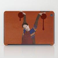 vampire iPad Cases featuring Vampire by mycolour