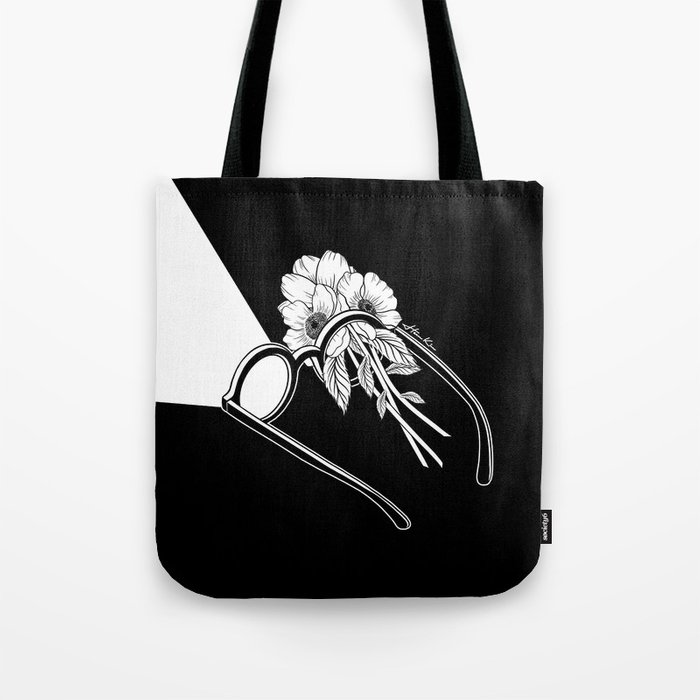 One Headlight Tote Bag