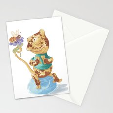 Beans Camelot Stationery Cards